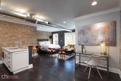 Chi | Designed room